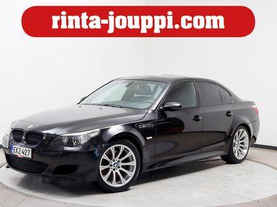 käytetty BMW M5 V10