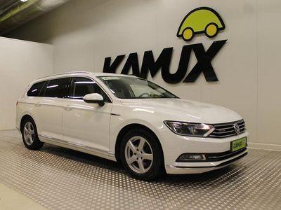 käytetty VW Passat Variant Highline 2,0 TDI 140 kW (190 hv) 4MOTION Auto. *TEHOKAS NELIVETO*