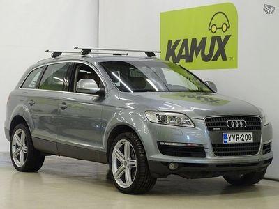 käytetty Audi Q7 3,0 V6 TDI DPF 176 kW quattro tiptronic-autom. 7-ist. ** JUURI KATSASTETTU / ADAPTIIVI VAKIONOPEUDEN