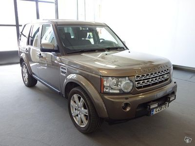 käytetty Land Rover Discovery