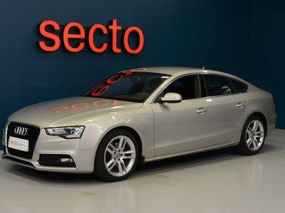 käytetty Audi A5 Sportback Business S-LINE 2,0 TDI CleanD 140 Quattro S-Tronic, MMI,Optiikkapaketti
