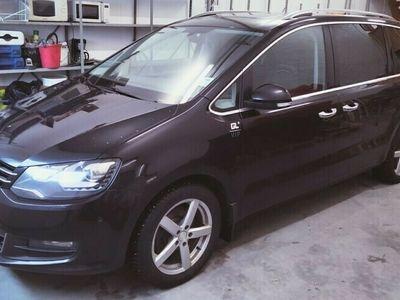 käytetty VW Sharan