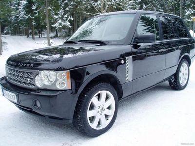 käytetty Land Rover Range Rover Vogue