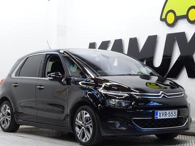 käytetty Citroën C4 Picasso BlueHDi 150 Intensive / Uudet kesä- ja talvirenkaat / Suomi-auto / Navigointi / Peruutuskamera
