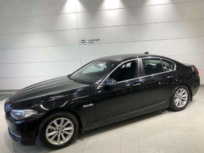 käytetty BMW 520 520 F10 Sedan d TwinPower Turbo A xDrive Nordic Business