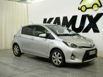 käytetty Toyota Yaris Hybrid Style 5ov//Suomi-auto//Vakionopeudensäädin//Navigaattori//