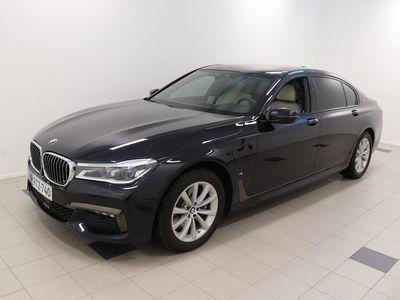 käytetty BMW 740 Le G12 Sedan iPerformance A xDrive M Sport - Täynnä luksusta - BPS takuu 24 kuukautta/40 000 km