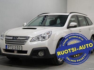 käytetty Subaru Outback Outback *TYYLIKÄS*2.0 4WD Lineartronic, 110 kW, 2014 Rahoituksella, Kotiin toimitettuna!