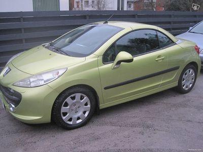 käytetty Peugeot 207 CC
