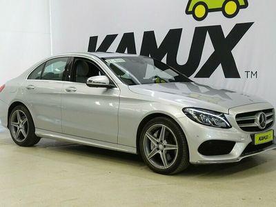 käytetty Mercedes C250 d 4Matic A AMG Premium Edition * Tulossa myyntiin* //Katso varusteet ! / Airmatic / P-A lisälämmitin kauk.ohjauksella / Distronic + / Blind Spot / Vetokoukku / Navi / Muistipenkit / 360 kamera //