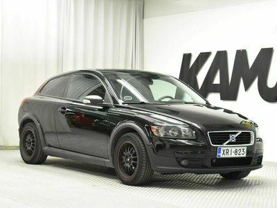käytetty Volvo C30 1,8 (125 hv) man ilmastointi / Äänipaketti Performance Sound / lukkiutumaton jarrujärjestelmä (ABS) / ajonestolaite