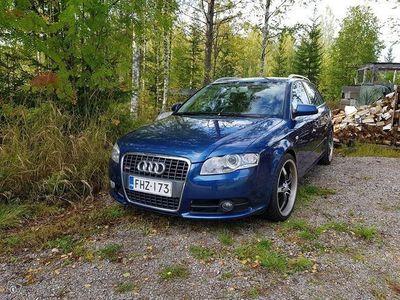 käytetty Audi A4 2.0tfsi 2007 quattro sline