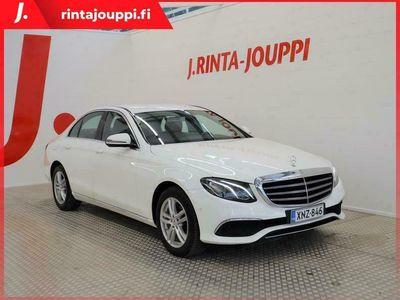 käytetty Mercedes E220 A Premium Business *** J. kotiintoimitus