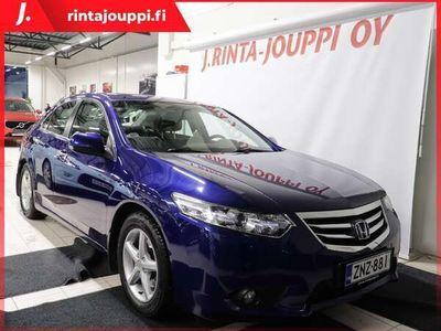 käytetty Honda Accord 4D 2,0 Executive AT Business VÄHÄN AJETTU SIISTI