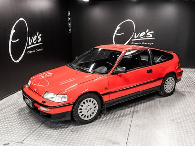 käytetty Honda CR-X Civic1.6I-16 COUPE
