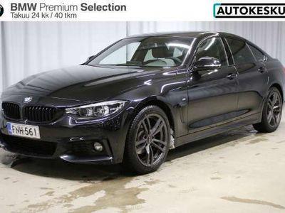 käytetty BMW 420 Gran Coupé 4-sarja F36 420i A xDrive Business Exclusive Edition M Sport - BPS takuu 24 kuukautta/40 000 km