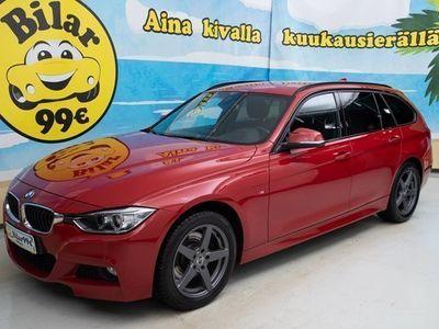 käytetty BMW 330 330 F31 Touring d TwinPower Turbo A xDrive *M-SPORT / HUD / NAVI / SÄHKÖPENKIT / MUISTI / P.KAMERA* -