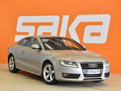 käytetty Audi A5 Coupé 1,8 TFSI 125 kW ** Suomiauto / Bang&Olufsen / Juuri katsastettu ja huollettu! **