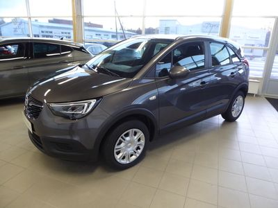 käytetty Opel Crossland X City Edition 130 A