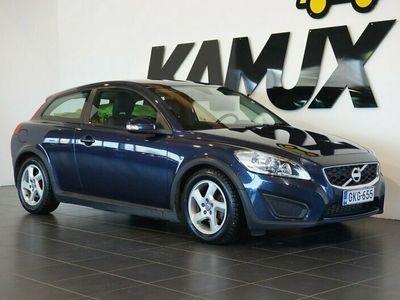 käytetty Volvo C30 1,6D DRIVe S/S Kinetic / Pa-toiminen lisälämmitin / Suomi-auto / Ilmastointi / Juuri myyntiin tullut!
