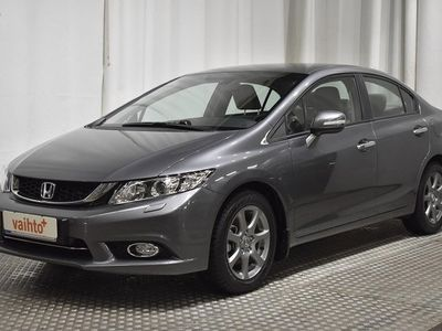 käytetty Honda Civic 4D 1,8i Executive A (MY14)