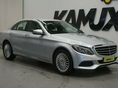 käytetty Mercedes C200 4Matic A Premium Business Exclusive / Burmester-äänentoisto / Navi / LED-ajovalot / Sporttipenki