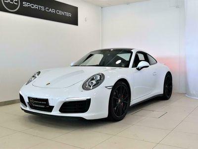 käytetty Porsche 911 Carrera 4S Coupé PDK Sport Chrono, Sporttiputkisto, Panorama, Bose-Surround, Navigointi, PASM