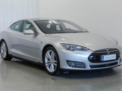 käytetty Tesla Model S 85D, Autopilot, Ilmajousitus, Supercharging