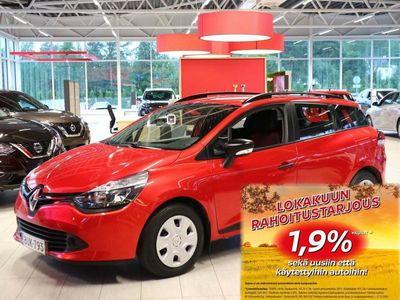 käytetty Renault Clio Sport Tourer 1,2 16v 75 Authentique