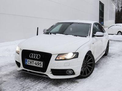 käytetty Audi S4