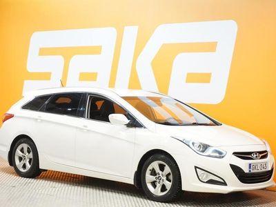 käytetty Hyundai i40 Wagon 1,7 CRDi 100kW 6AT Comfort Business ** Suomi-auto / Lohko / Vakkari **
