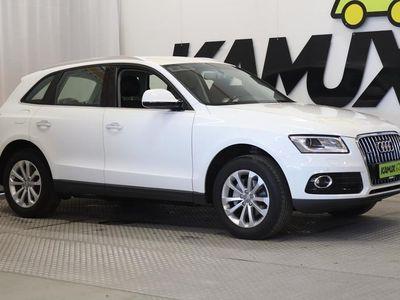 käytetty Audi Q5 2,0 TDI 140 kW quattro S tronic // Vetokoukku // Tutkat // NELIVETO //