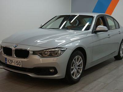 käytetty BMW 320 3-sarja F30 Sedan i A xDr Bsn Excl xDr Edt **ILMAINEN KOTIINKULJETUS**