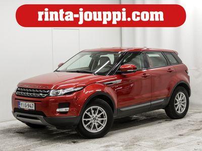 käytetty Land Rover Range Rover evoque Range Rover Evoque 2,2 TD4 Pure Aut - Merkkihuoltokirja omaava Suomi Xenon, Bluetooth, Meridian, Va