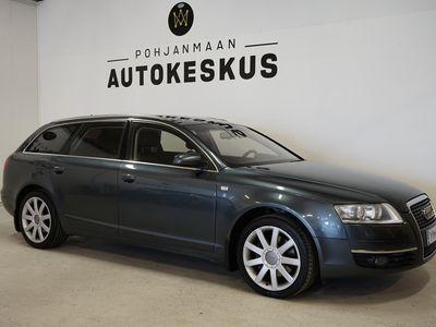 käytetty Audi A6 2,7 V6 TDI 132 kW - ** Webasto / Sporttipenkit / Xenon / Koukku **