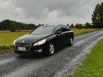käytetty Peugeot 508 1,6hdi 2011