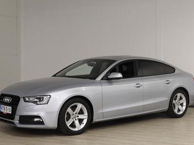 käytetty Audi A5 Sportback 2,0 TDI clean diesel 140 kW quattro S tronic - S-Line