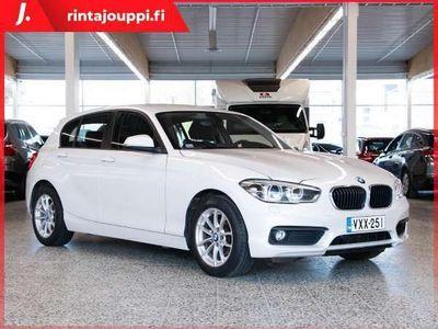 käytetty BMW 116 116 F20 Hatchback d A Business *** J. kotiintoimitus