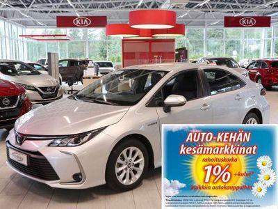 käytetty Toyota Corolla Touring Sports 2,0 Hybrid Active Edition
