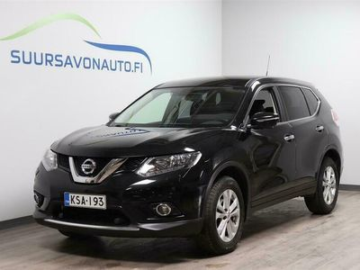 käytetty Nissan X-Trail dCi 130 Acenta 2WD Xtronic Vision Pack E6
