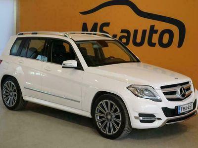 käytetty Mercedes GLK220 CDI BE 4Matic A #Koukku #Rattivaihteet #Sähköpenkki #Navi #Tyylikäs #Siistikuntoinen