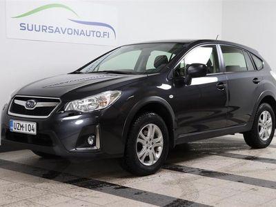 käytetty Subaru XV 1,6i (ZC) CVT **JÄMÄKKÄ NELIVETO AUTOMAATTI**