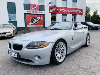 käytetty BMW Z4 2.5i Roadster 192hv, Siistikuntoinen, M-sport alusta, Nahkasisusta ym.