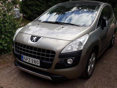 käytetty Peugeot 3008 1,6 tDi