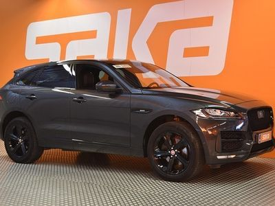 käytetty Jaguar F-Pace 30d AWD R-Sport 3.0l 300hp ** TULOSSA ** Ota yhteys myyntiimme puh.0207032611 **