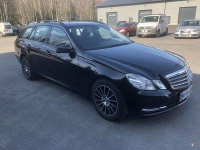 käytetty Mercedes E220 CDI