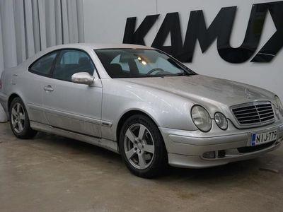 käytetty Mercedes CLK230 Kompressor Coupe Avantgarde