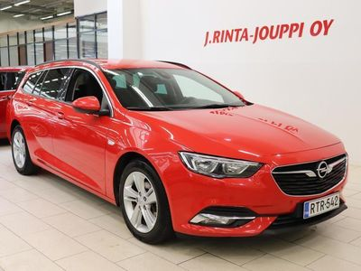 käytetty Opel Insignia Sports Tourer Enjoy 1,6 CDTI ECOTEC Start/Stop 81kW MT6 *Pieni kulutus, iso farkku!*