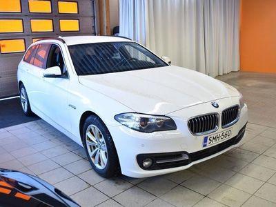 käytetty BMW 520 520 F11 Touring d A xDrive Exclusive Edition ** Webasto / Adapt. Vakkari / Pro Navi / Muistipenkki /