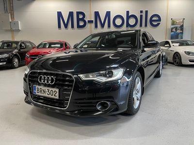 käytetty Audi A6 Sedan Business 2,0 TFSI 132 kW multitronic Start-Stop